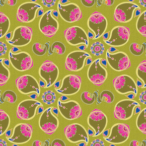 paisleyFlower
