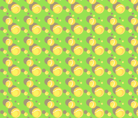 One Bounce! fabric by moirarae on Spoonflower - custom fabric