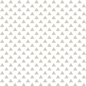 triangles beige