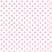 triangles light pink