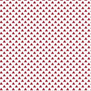 triangles red