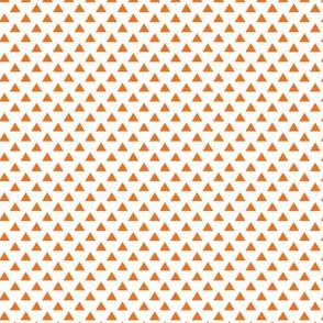 triangles orange