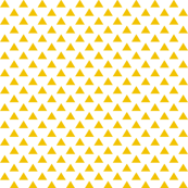 triangles mustard yellow