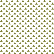 triangles olive green