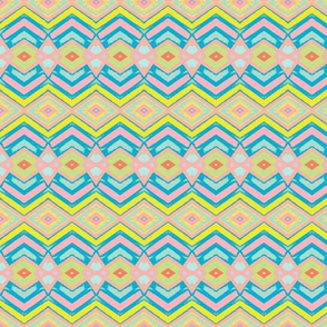 Summer Serape 2, Diamondback