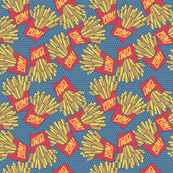 Would You Like Fries With That? retro small