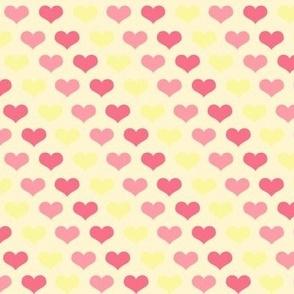 Sweet Cheeks - Small Hearts 1
