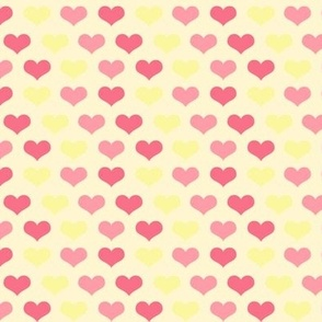 Sweet Cheeks - Small Hearts 2
