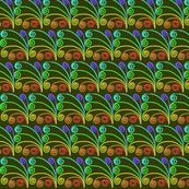 Rainbow Fronds