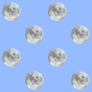 moons blue