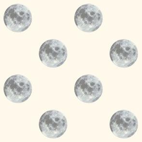 cream moon