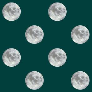teal moon