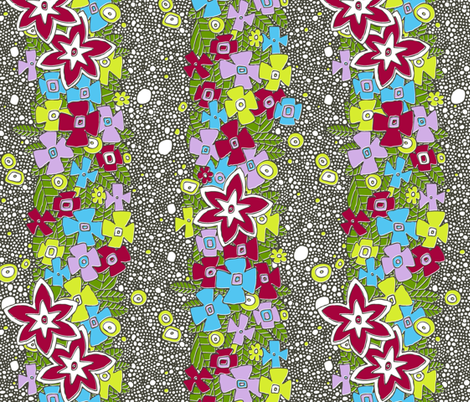 pebble paths fabric by scrummy on Spoonflower - custom fabric