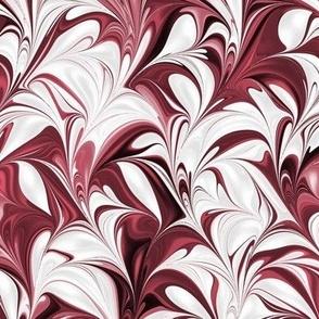Crimson-White-Swirl