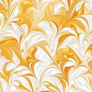 Dandelion-White-Swirl
