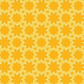 bold orange flowers 2