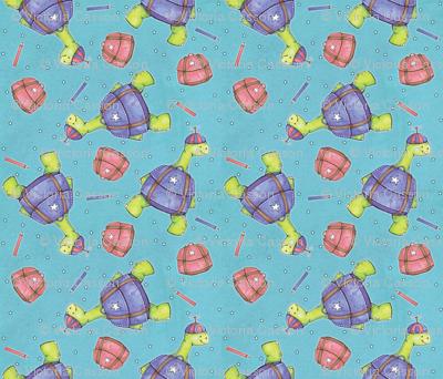 Not Your Ordinary Shell - Aqua