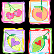 fruit squ...