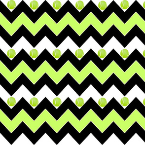 TENNIS CHEVRON