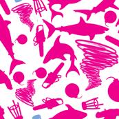 Sharknado Pink