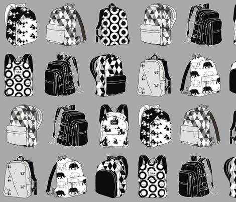 Monochromatic Backpacks