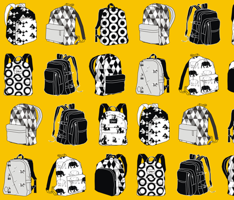 Backpacks Goldenrod