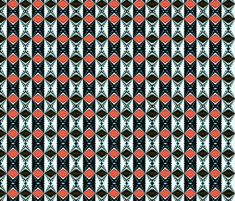 Poker  fabric by charldia on Spoonflower - custom fabric