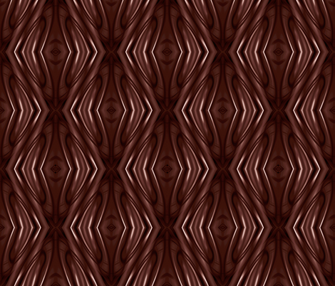 Chocoate Folds fabric by whimzwhirled on Spoonflower - custom fabric