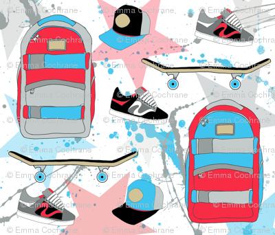 SkaterBackpack