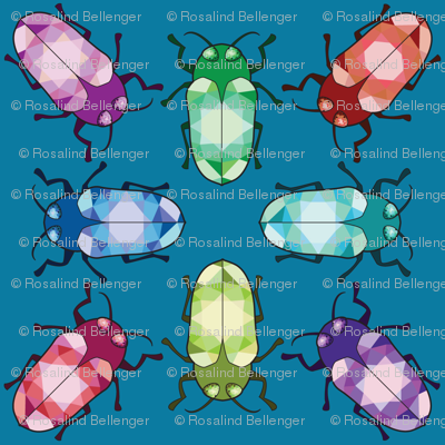 Crystal Gem Jewel Beetles