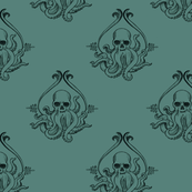 Simple Cthulhu Green