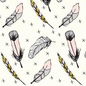 happy feathers - elvelyckan