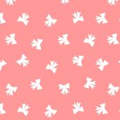 Bow Design Coral