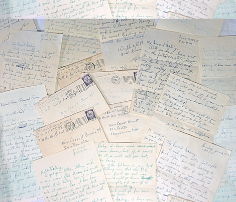 Dad's Love Letters