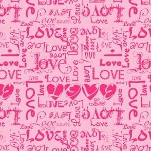 Love Letters - Pink