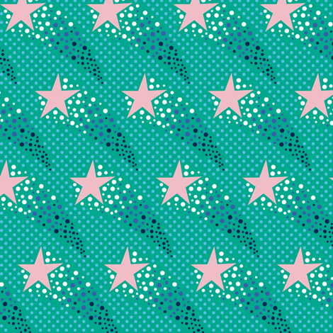 Far Away Fizz fabric by cerigwen on Spoonflower - custom fabric