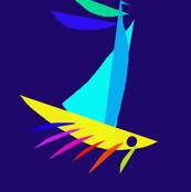 Sail Boat Fish