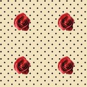 Dots & Rose