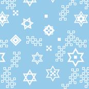 star of David - variation