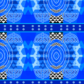 menorah_cotton