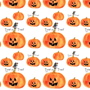 Pumpkins, Pumpkins, Pumpkins