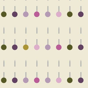 Pin Stripes II