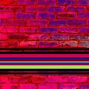 Urban Rainbow - Stripes