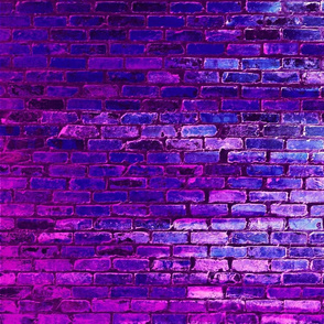 Urban Rainbow 2 - Purple Blue