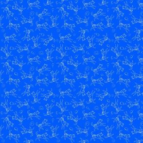 blue_wire_husky Siberian husky