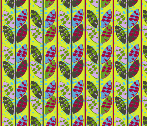 Forest Floor fabric by weejock on Spoonflower - custom fabric