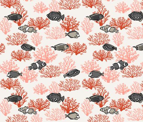 Coral by Andrea Lauren