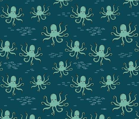 Octopus by Andrea Lauren