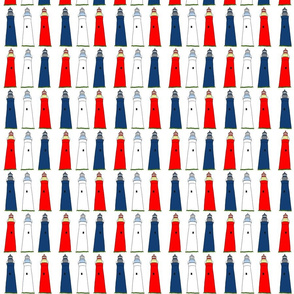 Lighthouse Fabric