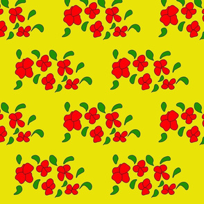 Red_Blossoms_on_Yellow